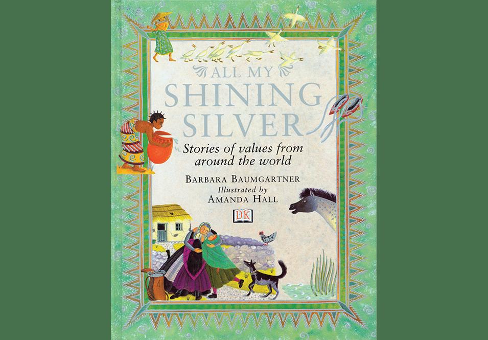 All My Shining Silver Amanda Hall Books