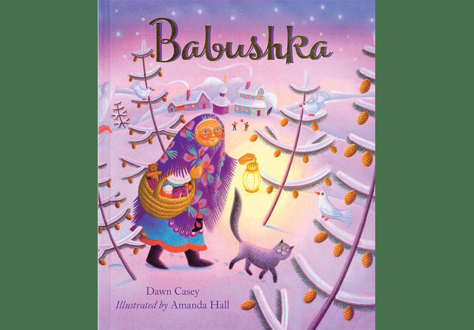 Babushka Amanda Hall Books
