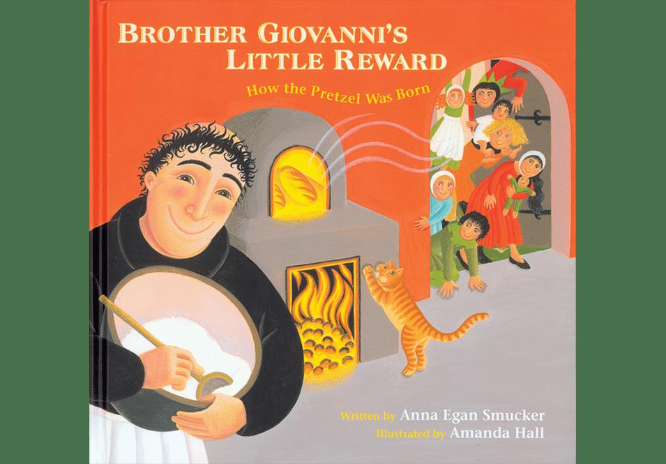 Brother Giovanni's Little Reward Amanda Hall Books