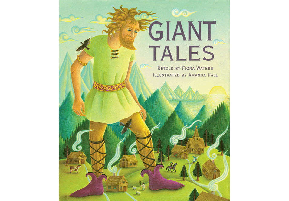'Giant Tales book cover'