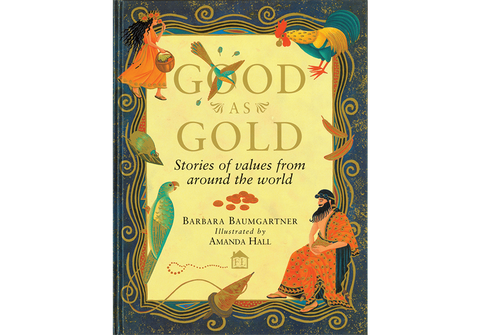 Amanda Hall Books 'Good As Gold book cover'