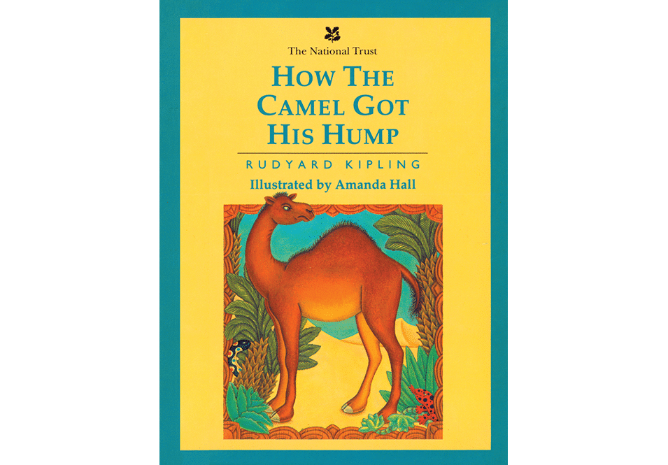 'How the Camel got his Hump book cover'