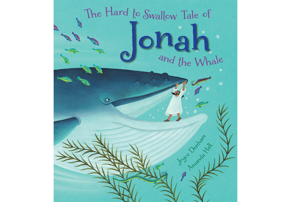 Jonah and the Whale Amanda Hall Books