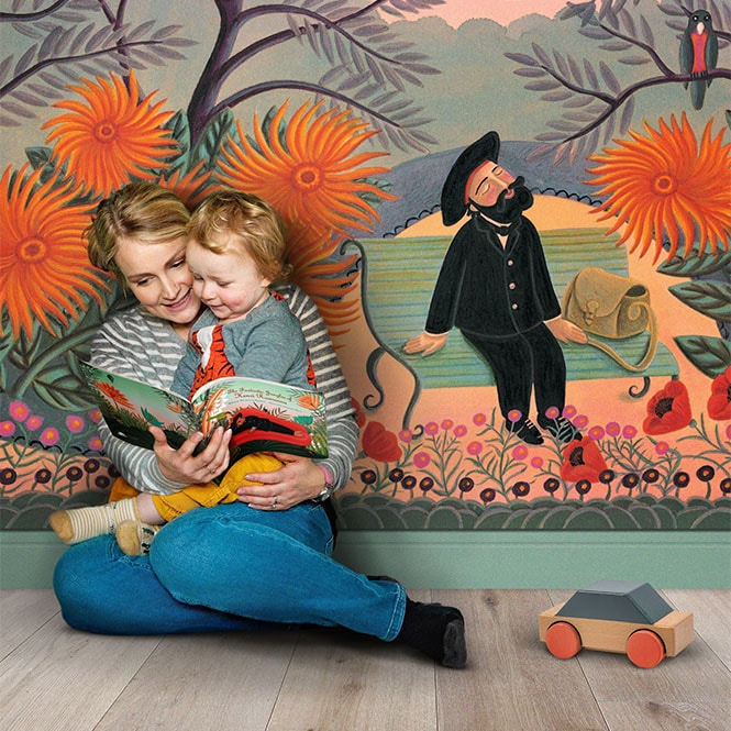 Illustration Art for Kids. Photography by Tim Hudson, Louis Sinclair & Craig Dallas