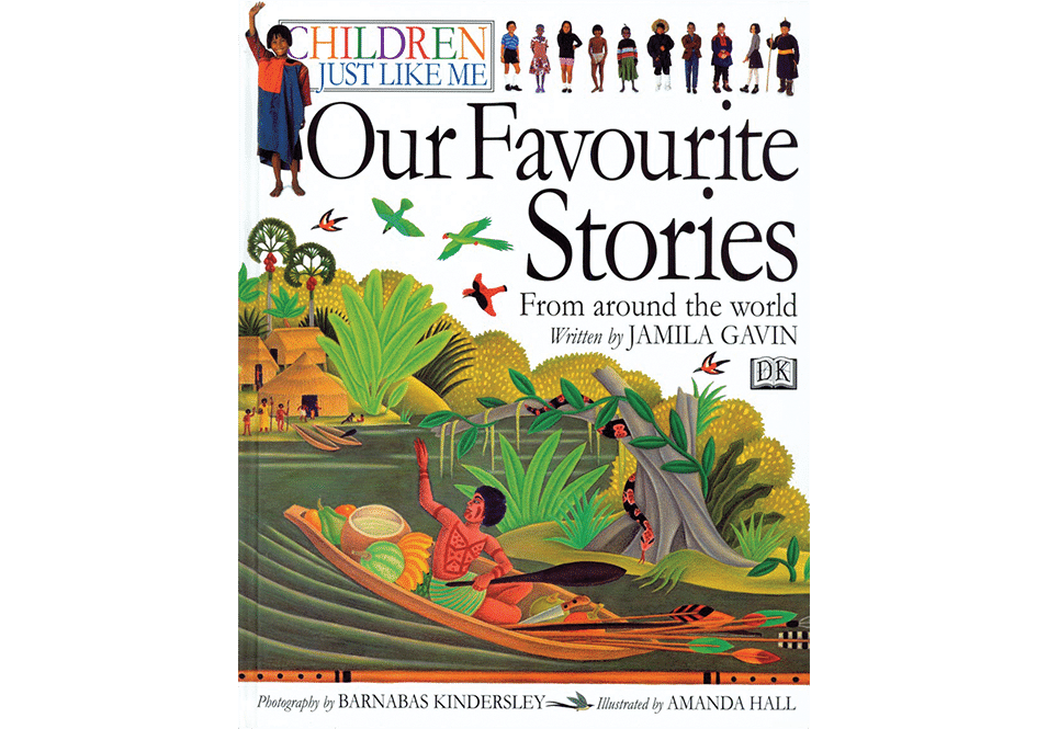 Our Favourite Stories Amanda Hall Books