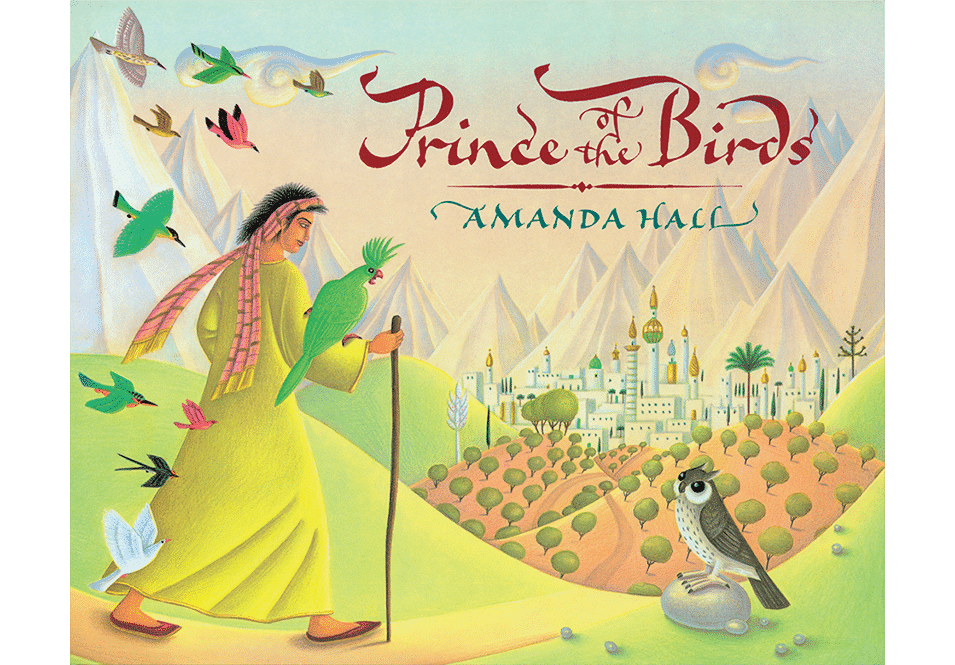 'Prince of the Birds book cover'