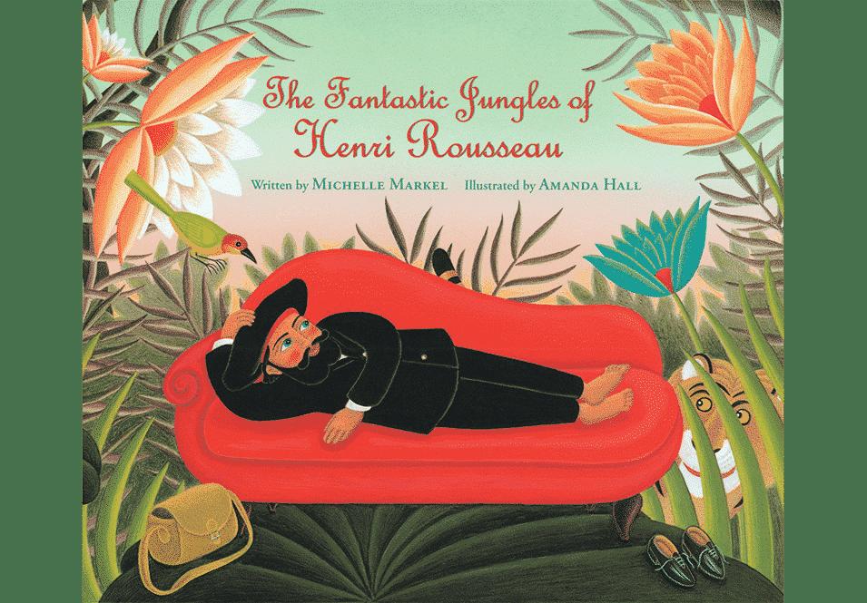 Rousseau Amanda Hall Books