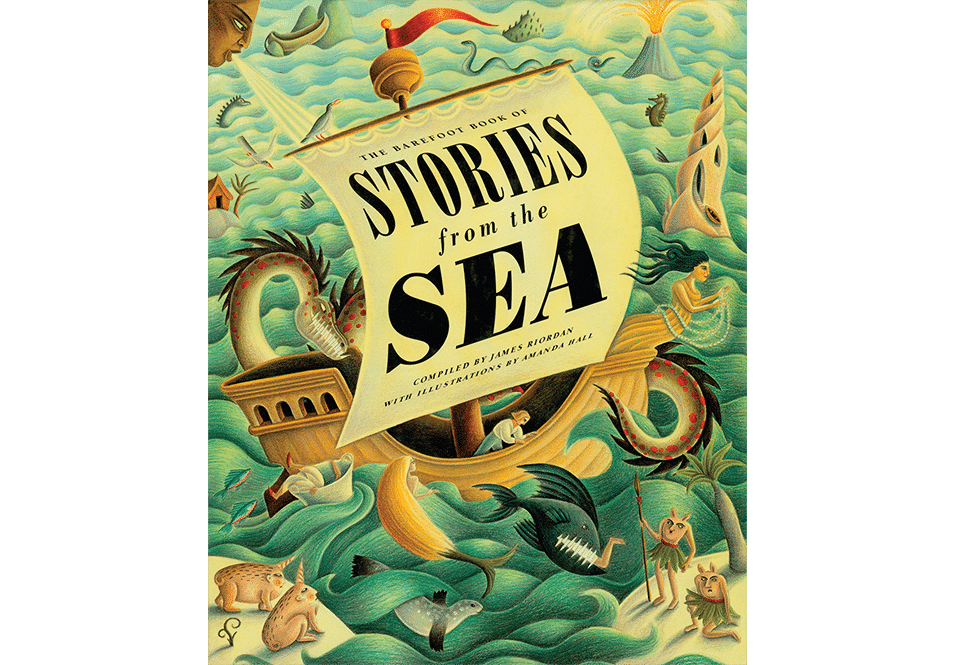 Stories from the Sea Amanda Hall Books