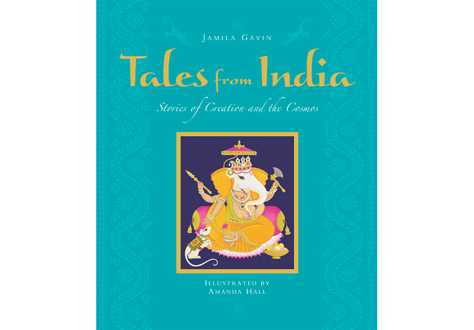 Tales From India book Amanda Hall Books