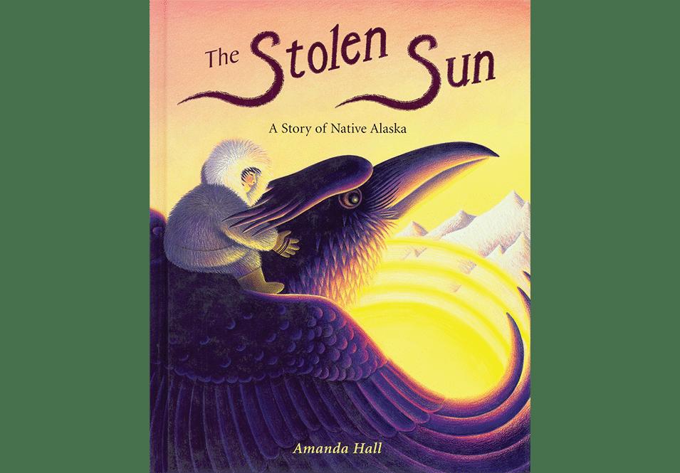 'The Stolen Sun book cover'
