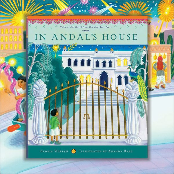 Cover for In Andals House. 'Kumar paused outside of Andal's house'