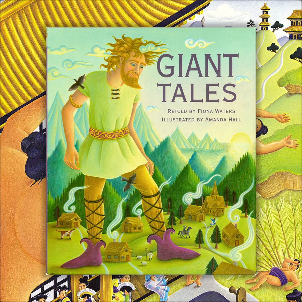 Giant Tales cover.