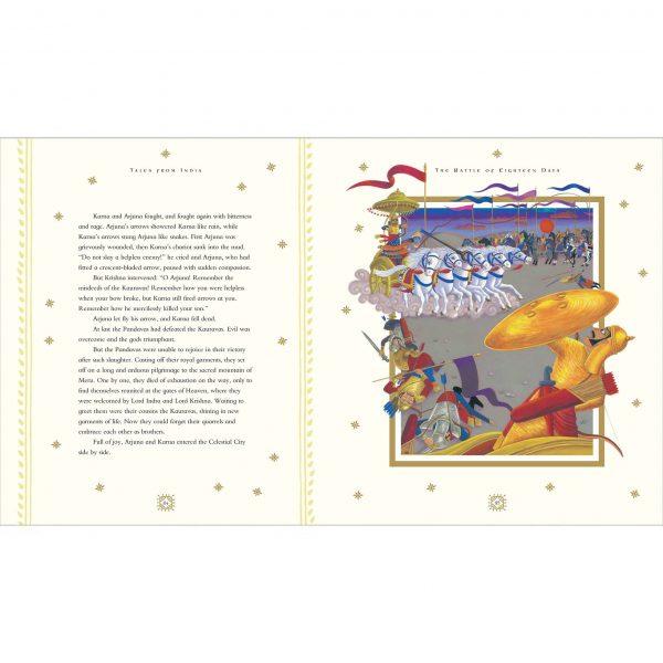 Illustration 'The Battle of Eighteen Days'