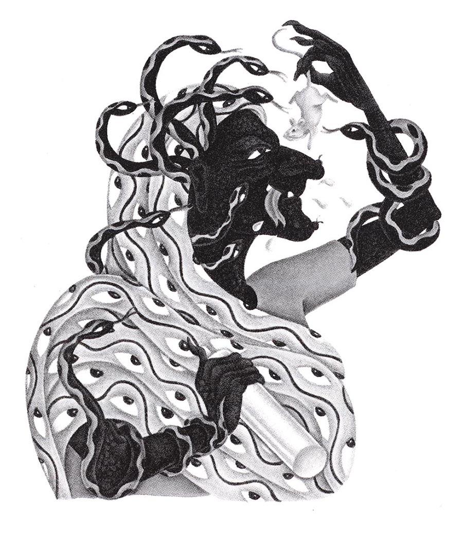 "Robi Dobi by Madhur Jaffrey Gallery. Illustration 6 ""You will taste so good in my mouse pie"""