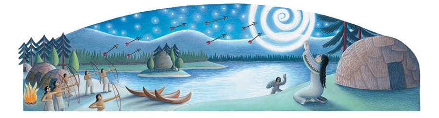 Images for Kids 63 FIRST NATION VILLAGE (Pixel dimensions available w3961 x h1069)