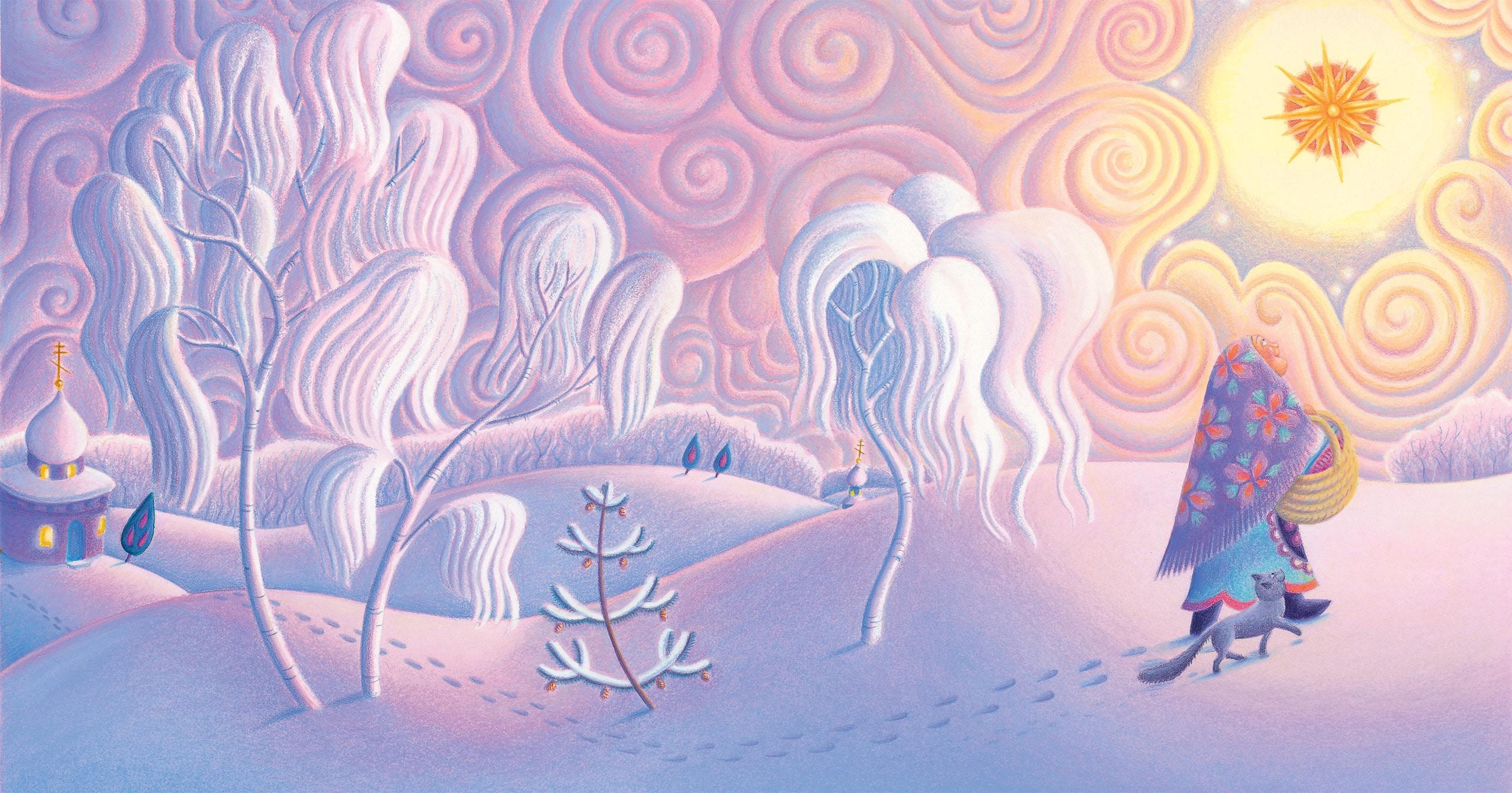Babushka by Dawn Casey Gallery. 'Banner image'