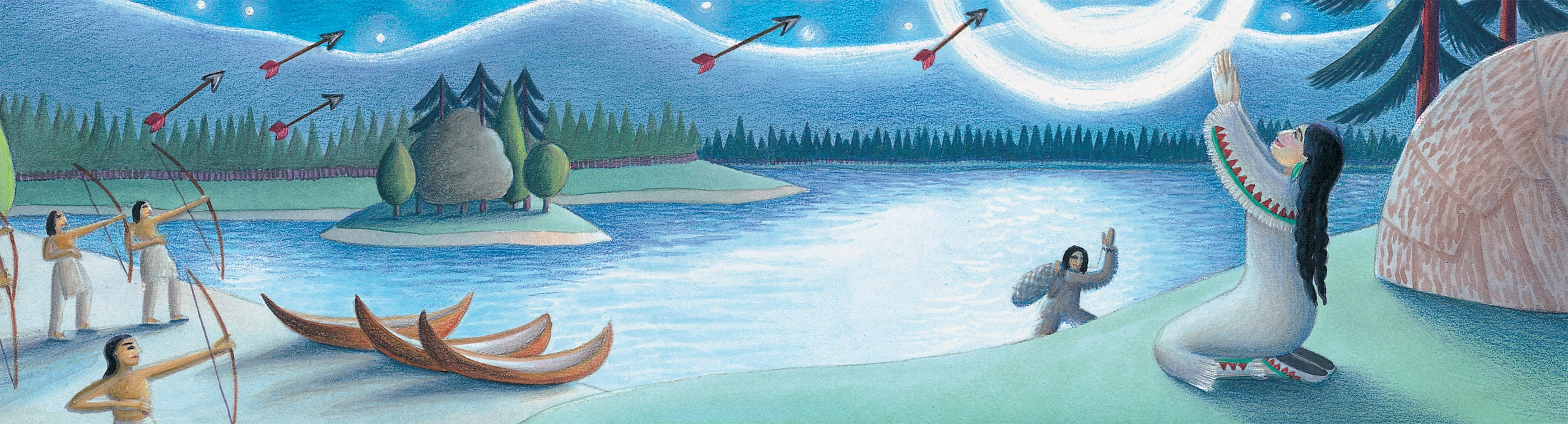 Illustrations for Children's Picture Books 'Banner Image'