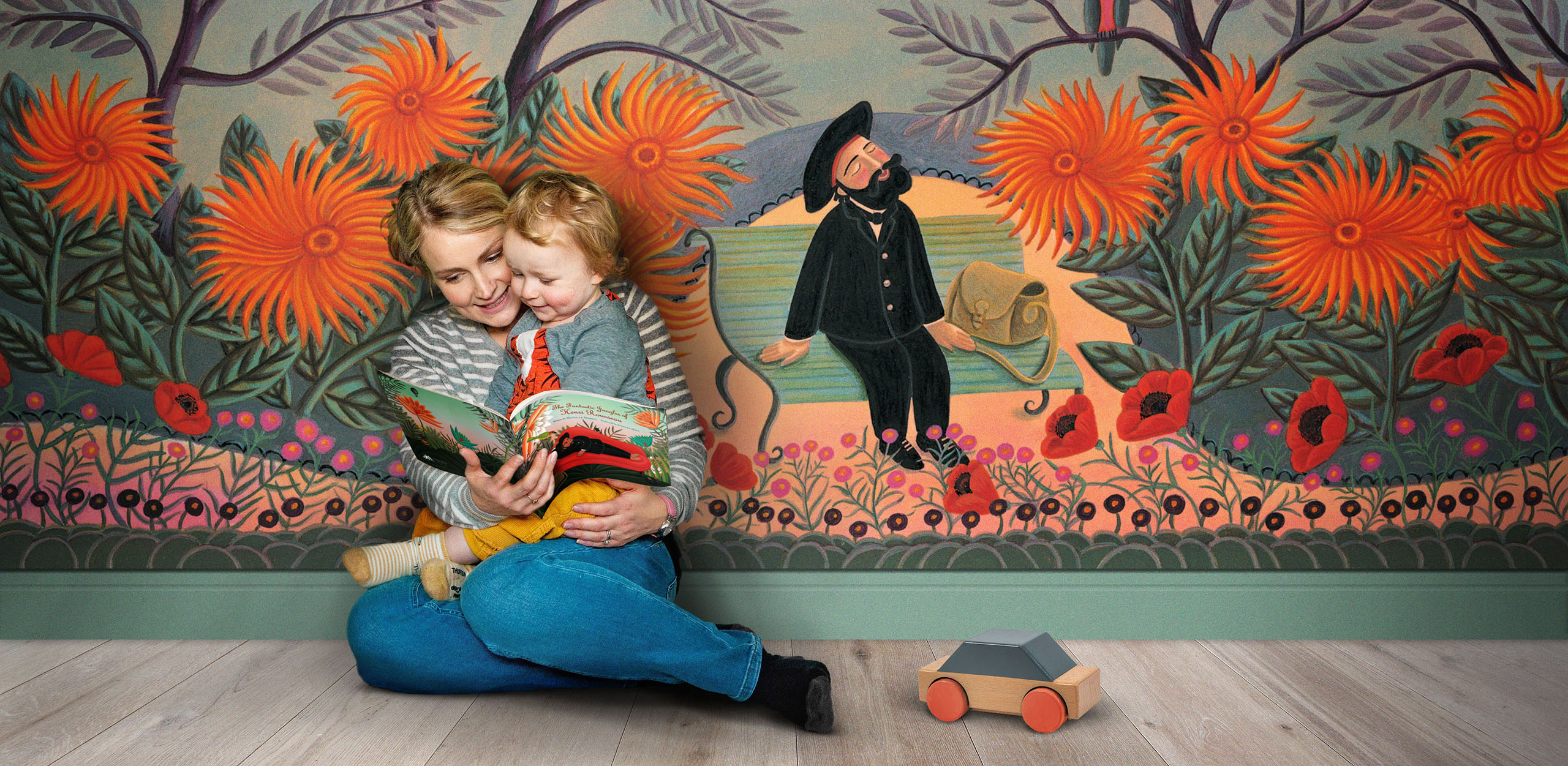 Beautifully Illustrated Children's Books. Photography by Tim Hudson, Louis Sinclair & Craig Dallas