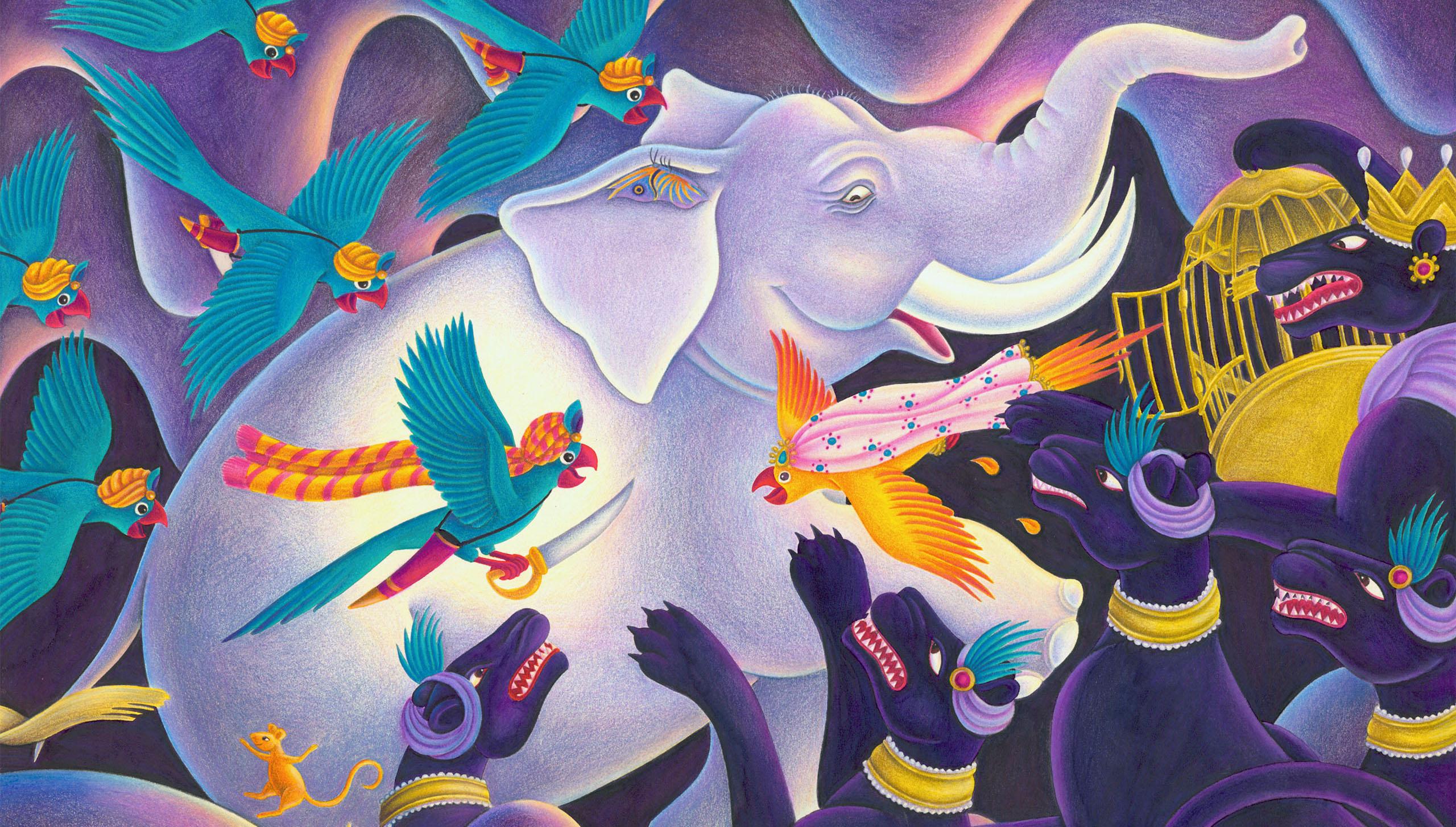 Robi Dobi by Madhur Jaffrey Gallery. 'Banner image'