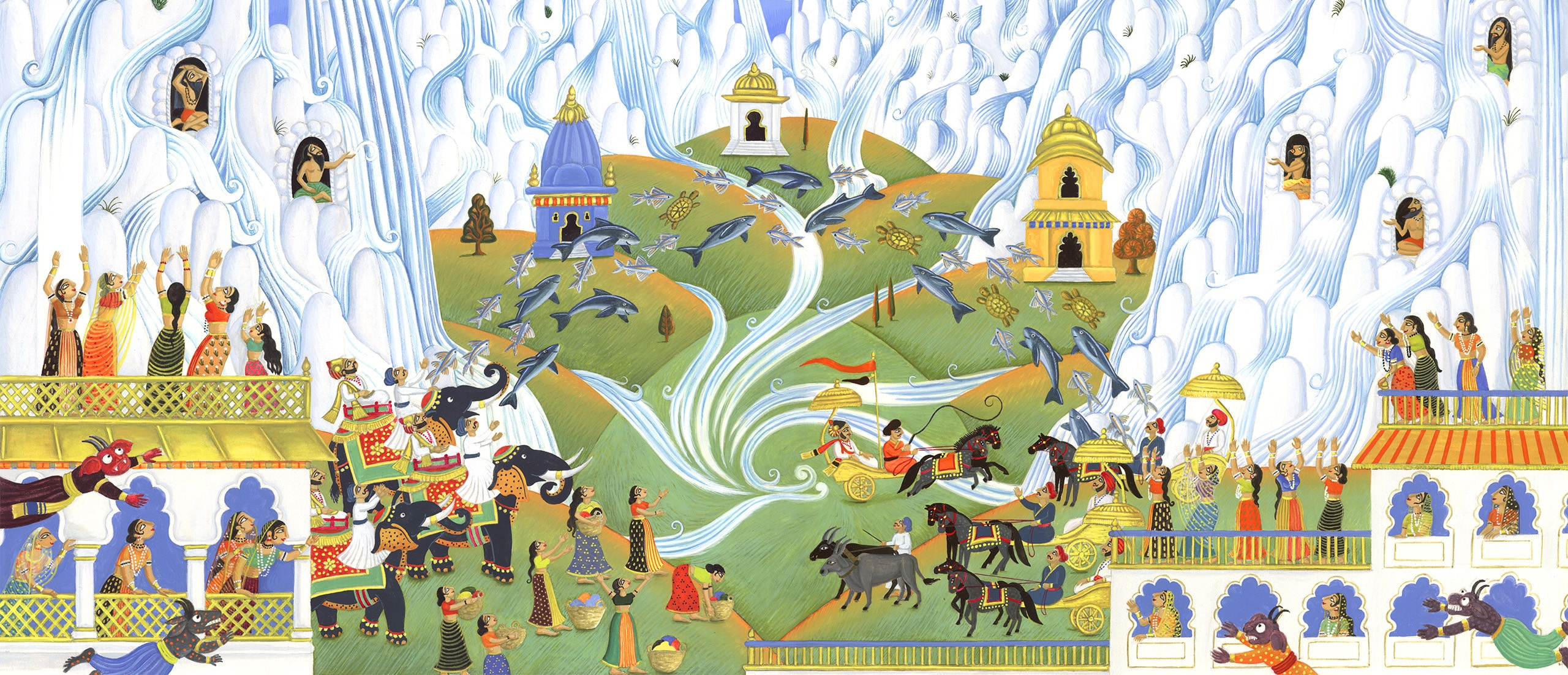 Tales from India by Jamila Gavin Gallery 'Banner Image'