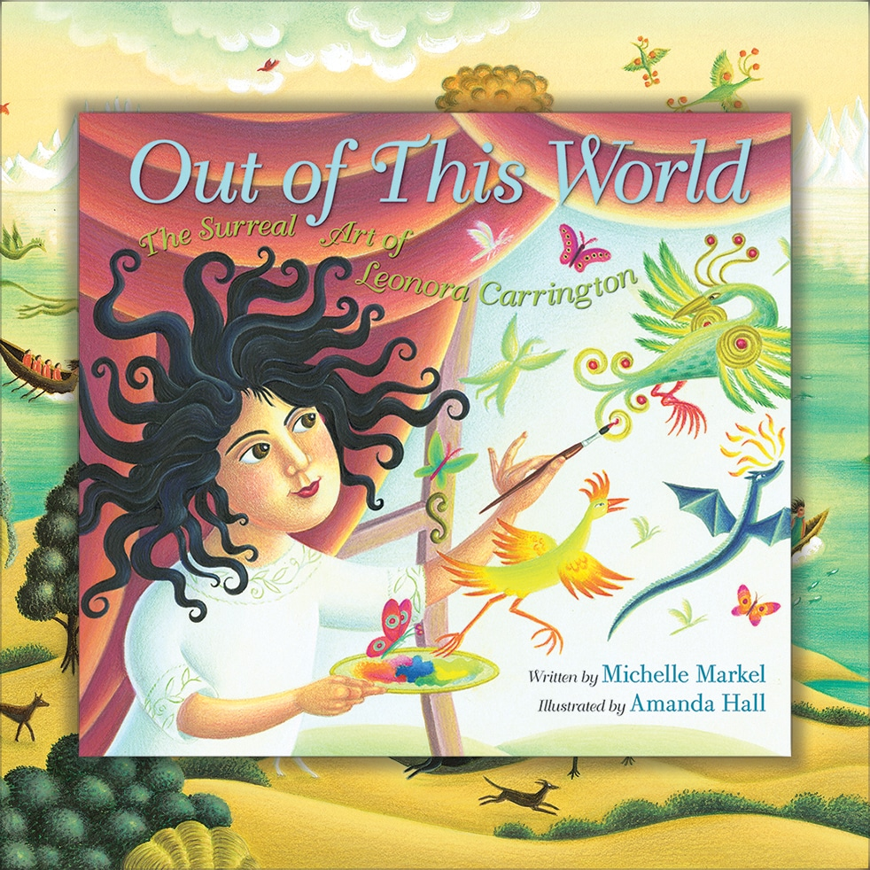 Childrens Picture Book Rights Available. Out of This World cover.
