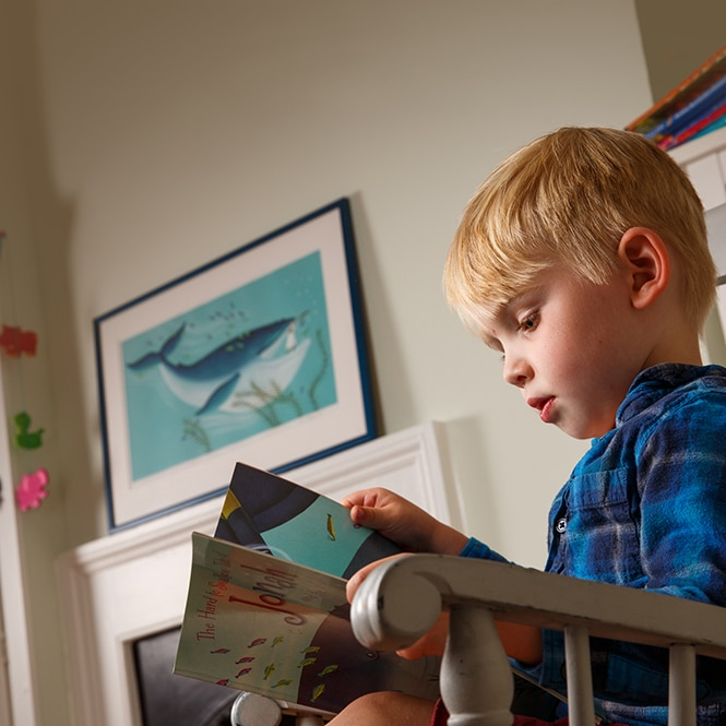 Beautifully Illustrated Children's Books. Photography curtesy of Chris Beetles Gallery